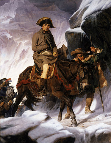 the military career and achievement of napoleon bonaparte Napoleon was one of the greatest military napoleon for the first time in his military career had the second exile and the death of napoleon bonaparte.